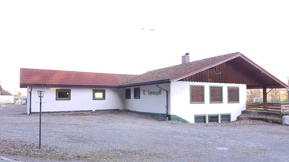 SECCARE_Sanierung Wasserschaden Vereinsheim TC Sigmarszell