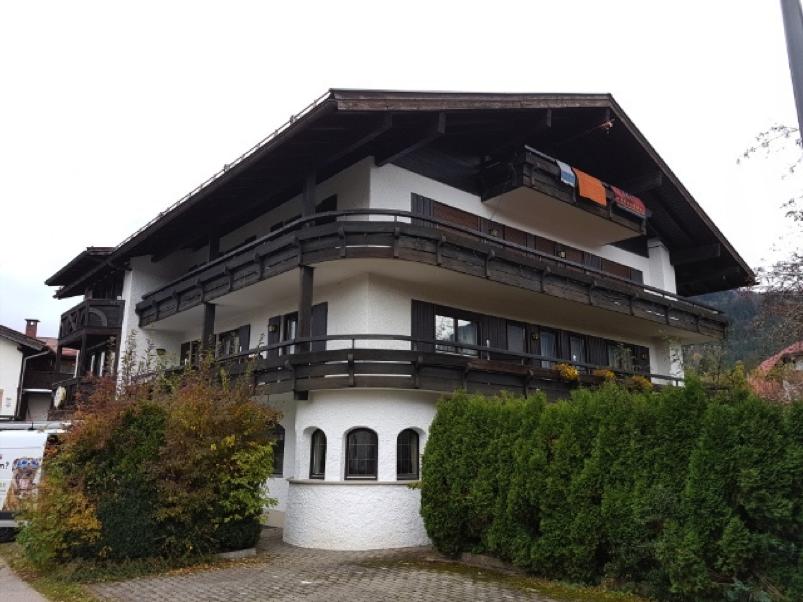 Trocknung Wasserschaden Hotel in Oberstdorf